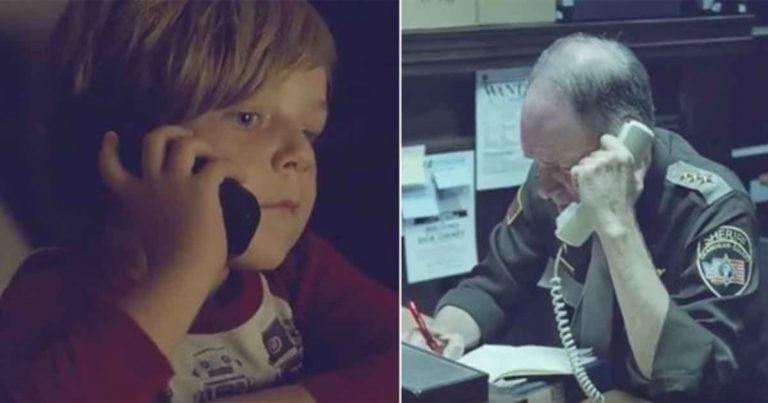 【涙腺崩壊】天国に行ってしまったママを探すため警察に電話をした5歳の少年。対応した警察官が送った言葉とその後の行動とは・・・