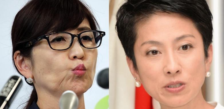 【急転直下】稲田防衛大臣&蓮舫民進党代表がW辞任。その裏には・・・