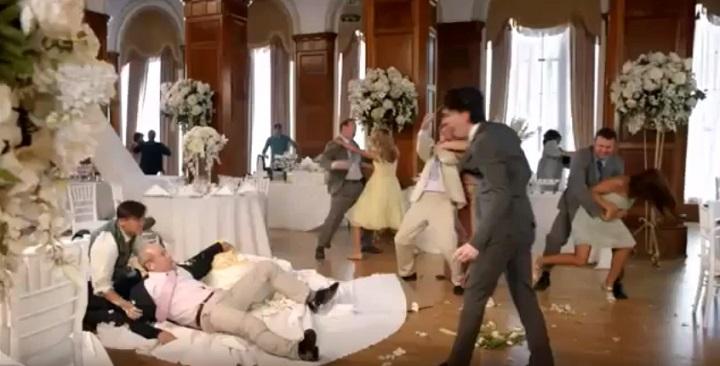 【修羅場】親友と元カノの結婚式に出席。そこで元カノは俺との交際中に親友と浮気していて略奪されたのだと知った。⇒ 我慢できず大乱闘した結果・・...