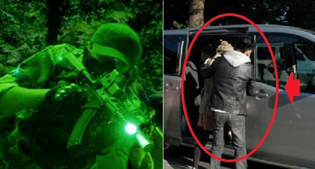 【武勇伝】サバゲーの夜戦中に、山中で男2人が一人の女をムリヤリ車に押し込めようとするのを発見。⇒ 俺たちが飛び出した結果・・・