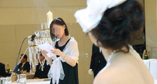 【復讐】兄の結婚式で兄にされた事を全て暴露してやった