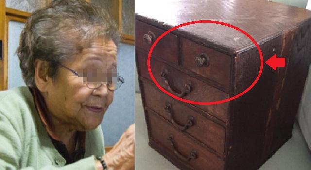 【衝撃】祖母「これは危ないから開けちゃいけない」 ⇒ 気になって開けてしまった結果・・・