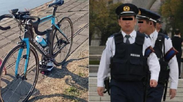 【撃退】俺「このロードバイクは俺のです」女「私のよ!」警察「う~ん…」俺「じゃあ乗ってみろよ」女「えっ」⇒ 結果・・・