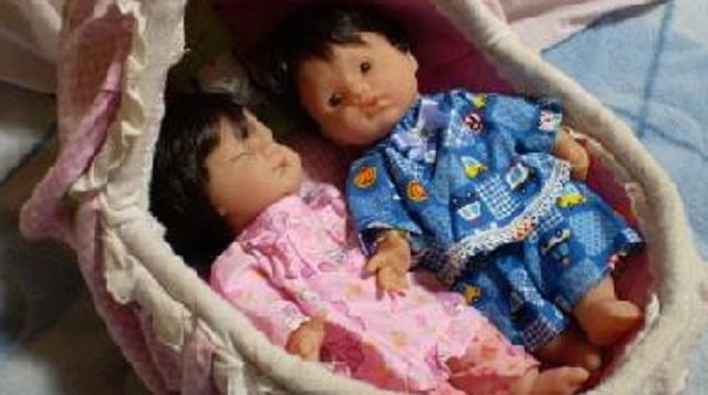 ウチの玄関前に双子の赤ちゃんを放置された。「育児ノイローゼです。自由をください」というポストイット付き。⇒ 旦那と協議の結果・・・