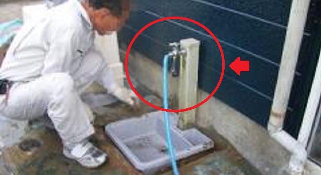 【非常識】隣家を工事している業者が俺の家の水道を勝手に使用していた ⇒ 業者「許可は取ってあるから使えと聞いてましたので…」
