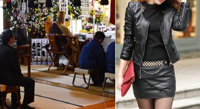 旦那の祖母の葬式にミニスカート&8cmのピンヒール、シャネルのバッグで来た義兄嫁。義母「嫁を着替えさせるか、2人で帰宅するか」⇒ すると・・...