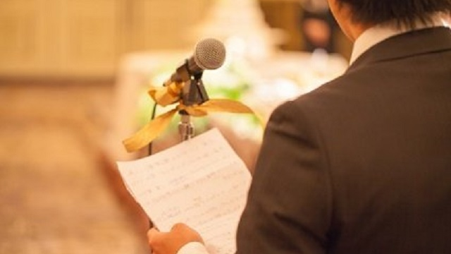 【復讐】友人の結婚式前日、その友人が俺の嫁とウワキしてるのを発見。その場で写真を撮って、翌日の結婚式でスピーチの内容を変更した