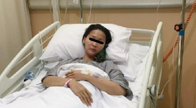 【修羅場】入院中の私「下着さえはけないから布団はいだらすっぽんぽんだよw」友人「うけるーw」⇒ ところが、友人の一人が彼氏とやってきて・・・