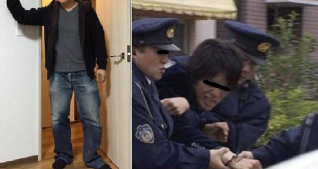 【衝撃】『ただいまんじゅう!』って実家に帰省したら、まったく見ず知らずの一家が住んでた ⇒ その場で通報されて、駆けつけた警察に連行された