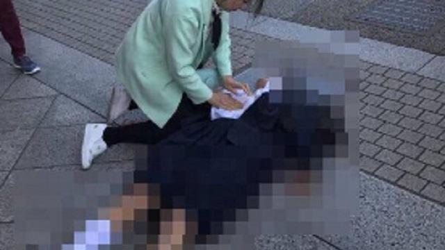 【衝撃】玄関の外に女の子が倒れていた ⇒ 顔を殴られ衣服は辛うじて引っ掛かってるって状態で・・・