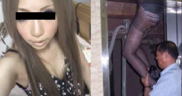 【超悲惨】身体が真っ二つ…美女がエレベーターに挟まれたまま上昇 → 結果・・・《閲覧注意》