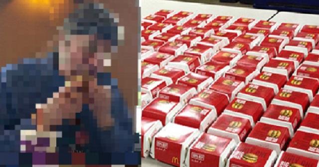 【※食べ過ぎ注意※】46年間毎日ビッグマックを食べ続けた男がコチラ。その代償に唖然・・・(※画像あり)