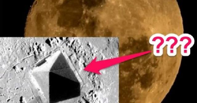 【世紀の発見】グーグルムーンで「月面の大ピラミッド」が発見され、高さ200mの構造物であることが判明。誰が作ったんだよ・・・
