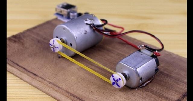 【驚愕】スマホを充電するための「永久電源」を作ってみた…!