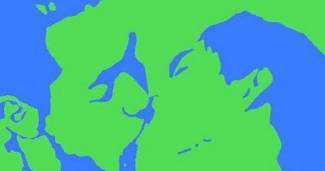 【衝撃画像】あなたには何が見えますか?99.9%の人には地図に見えるこの画像に隠された真相は・・・