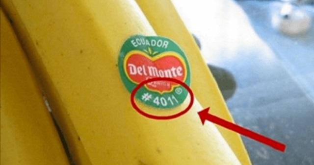 【警告】このシールが貼られている果物は危ない!買ってはいけない理由とは・・・