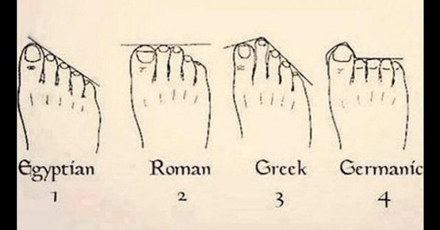 【性格診断】足の指の長さ・バランスであなたの性格が丸わかり!