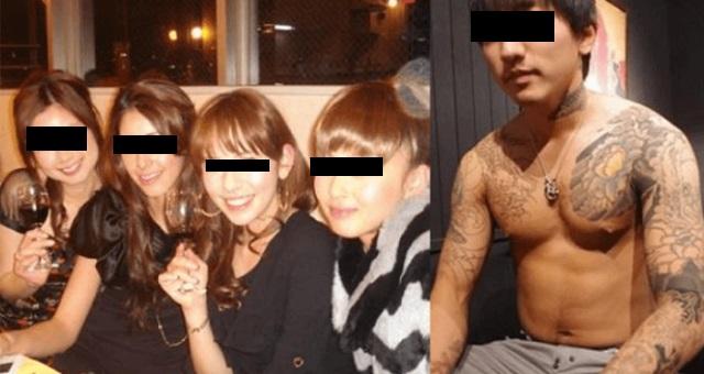 同窓会に元いじめられっ子が『刺青・ピアス・金髪・筋肉アップ』に変貌して登場!驚愕の展開に・・・