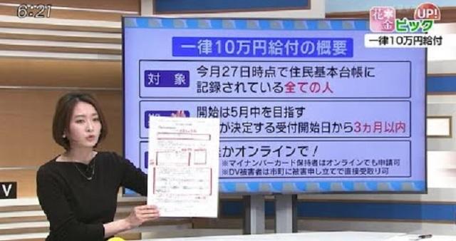 【悲報】一律給付金「10万円」の申請開始!!→ すると、銀行窓口で思わず目を疑うやり取りが散見されてしまう・・・