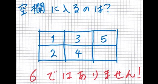 【頭の体操】空欄には何が当てはまる?→ 発想力が問われる難問クイズ、全4問出題!アナタはいくつ答えられる!?