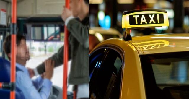 【加害者がヤバ過ぎる】バスがマスクをしていないという理由で乗車拒否 → タクシーでバスを追いかけ運転手を暴行!