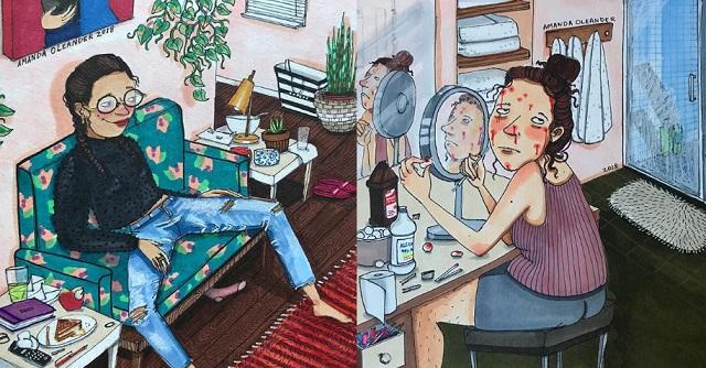 【驚愕】女性は共感!?ムダ毛処理にetc…プライベートとヨソ行きの格差がすごい!誰にも言えない、リアルな女の秘密あるある15選