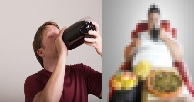 【驚愕】毎日5リットルの「コーラ」を1日も欠かさず3年間飲み続けた男性の衝撃の末路がコチラ!