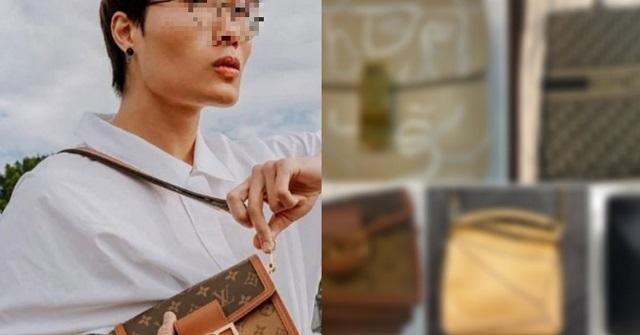 【唖然】ブランド物のバッグを見せびらかすように続々とSNSに投稿していたインフルエンサー → 窃盗犯であることが判明
