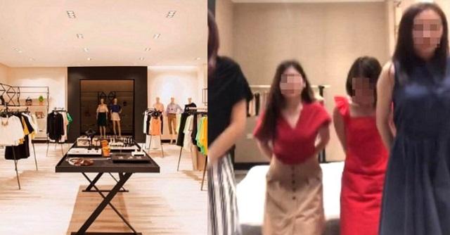 【究極のパワハラ】「ノルマ未達成スクワット300回」「太ったら罰金」有名ファッションブランドのスタッフたちへの仕打ちがヤバすぎる・・・