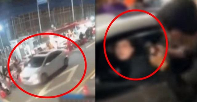 【修羅場】飲酒運転で次々とひき逃げをする運転手に対し、男が「降りろクソ野郎」と素手で窓ガラスを割って襲い掛かった → 結果・・・
