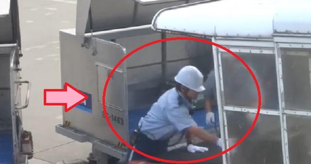 【世界中が震撼】「日本の空港職員がとんでもないことを」世界中で話題になったANAの空港職員の動画