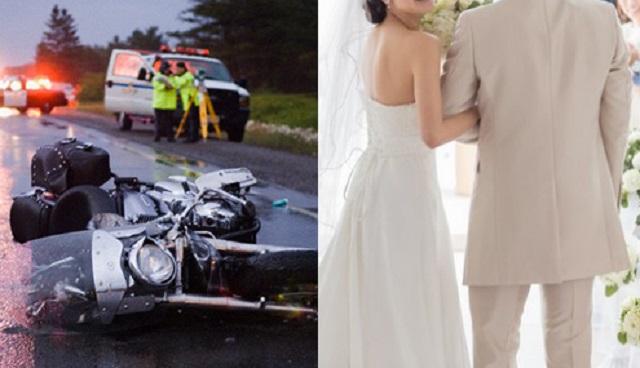 【驚愕】交通事故でバイクにはねられ2年以上意識不明になった。⇒ 目が覚めたのは、なんと娘の結婚式の真っ最中。しかもお相手は・・・