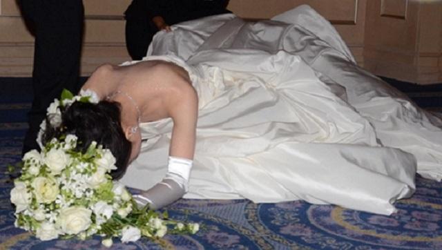 【因果応報】少年院上がりの新郎の結婚式に、新郎が起こした事件の被害者遺族が乗り込んできた