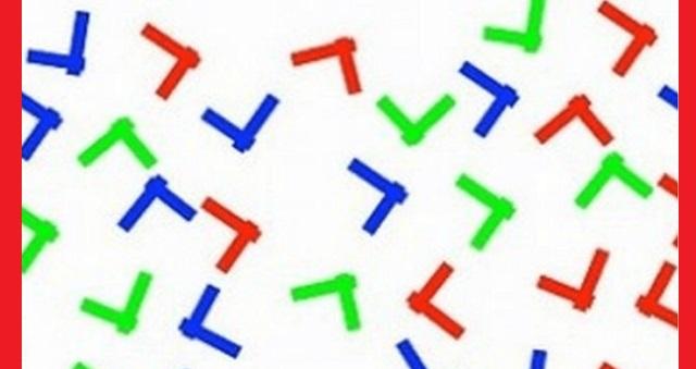 【能力診断】この画像の中にある「T」を素早く見つけられますか?見つけた時間であなたの仕事能力がわかります!