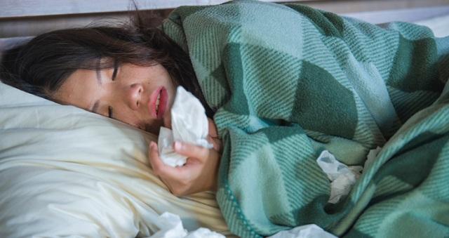【知っておきたい!】インフルエンザに罹らない人の特徴5つとは…確かに思い当たるかも!