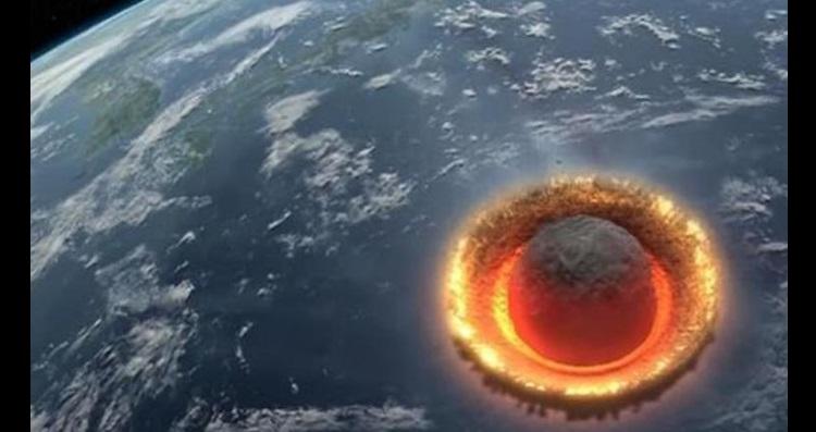 【驚愕】地球に直径500kmの惑星が落下!その模擬予測が怖すぎる!これぞアルマゲドン!