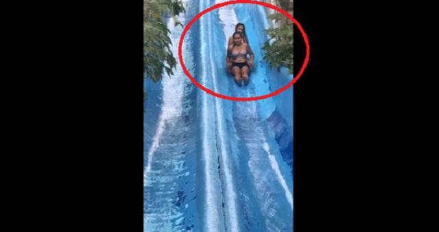 【閲覧注意】恐怖の事故発生!水着の美女が3人も犠牲に・・・怖すぎる!