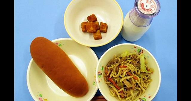 【大炎上】名古屋の学校給食が刑務所の監獄食よりも粗末だと判明!→ 全国から怒りの声「子供を大切にしない町」