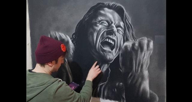 【秀逸】Instagramで活躍するイギリス人アーティストが「タダで絵を描いて欲しい」と言ってくるファンに対し、とった行動とは・・・