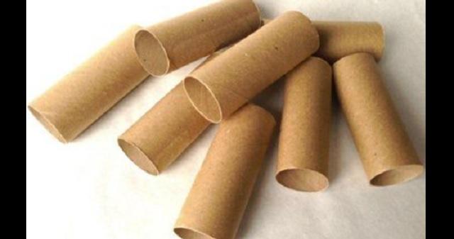 【超便利】トイレットペーパーの芯の再利用 ⇒ 工作、DIYアイディア12選