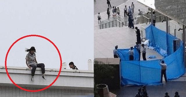【愕然】水戸市のマンション8階から女子中学生5人が集団で飛び降りた事件!その理由がヤバすぎる・・・