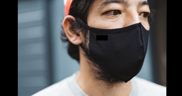 【衝撃】黒マスクは危険!?黒マスクをしているみんなに気をつけて欲しいこと!→ こんなに違うとは・・・