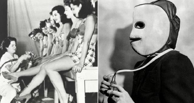 【驚愕】100年前にホントにあった美容グッズ15選