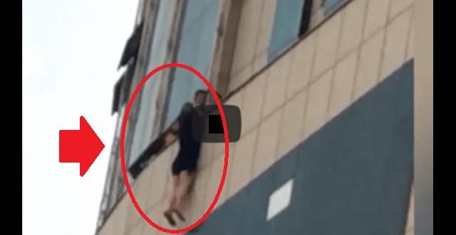 【胸糞】19歳女性が飛び降り自殺を図ると、集まった群衆が「早く飛び降りろ」と煽った挙句・・・