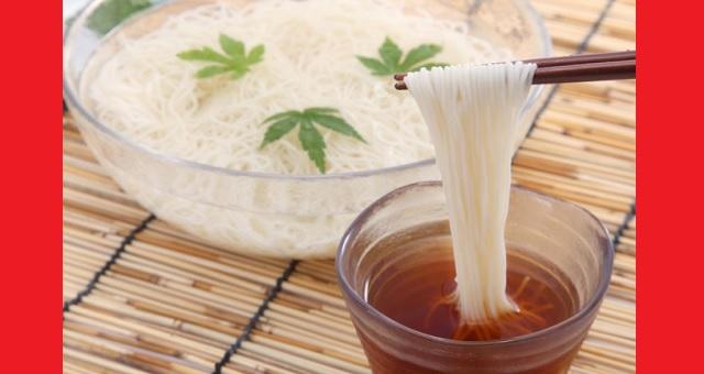 【朗報】そうめんはもう茹でないでください!!→ ヌメリが少なく、ツルンと美味しい仕上がりになるという驚きの方法がコチラ!