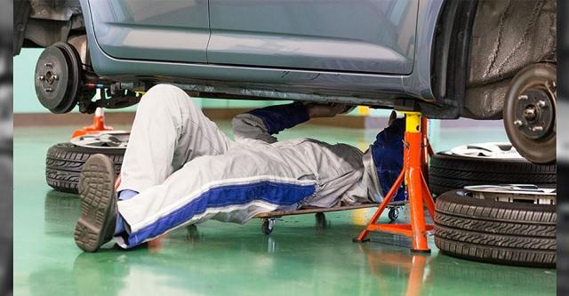 【注意喚起】「最近車が滑って運転が怖い」と来店したお姉さん → 整備士が見てみると・・・